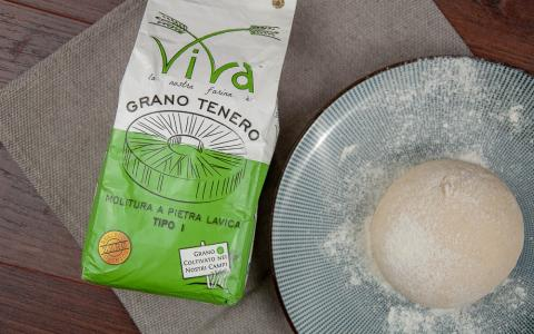 Farina di grano tenero tipo 1 media w270